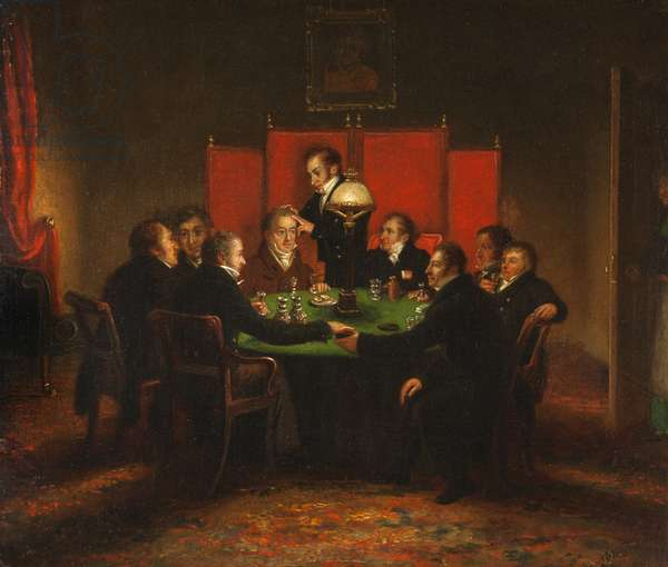 A Meeting of the Newcastle Phrenological Society