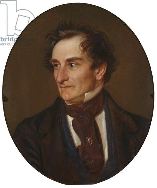 Sir Archer Denman Croft, 8th Bt (1801-1865)