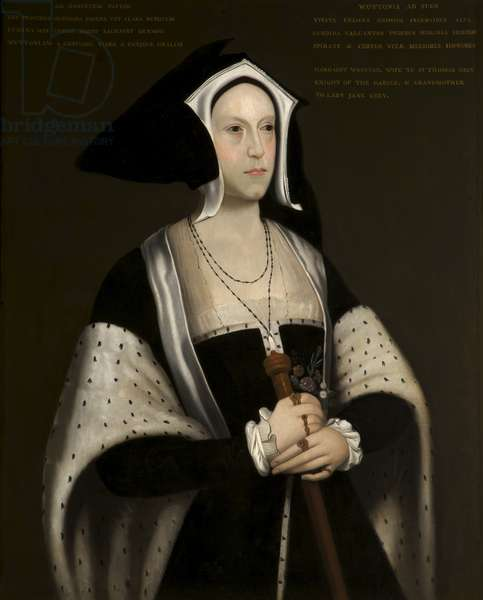 Margaret Wootton, Marchioness of Dorset (1517-1535)