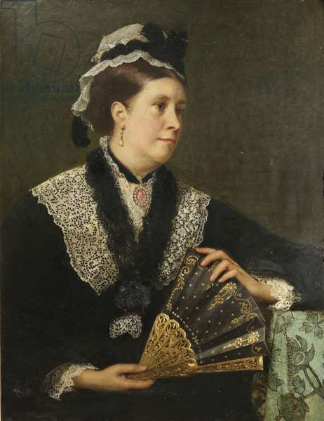 Rebecca Miller Christy, Mrs Alfred Darby (1821 - 1909)