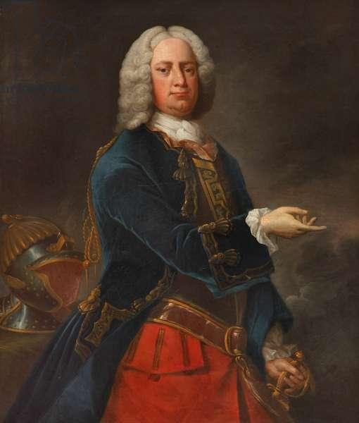 Lieutenant-General Richard Onslow (d.1760) (oil on canvas)