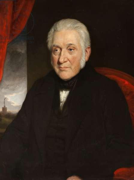 An Unknown Man, called George Cruddas