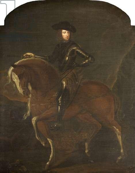William III (William of Orange) on his Horse