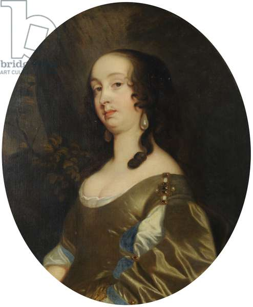 The Hon. Anne Boteler, Countess of Newport and later Countess of Portland (c.1610 – 1669)