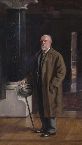 Sir John Heathcoat Amory,1st Bt (1829 - 1914)