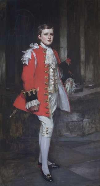 George Francis Augustus Vernon, 8th Baron Vernon (1888-1915)