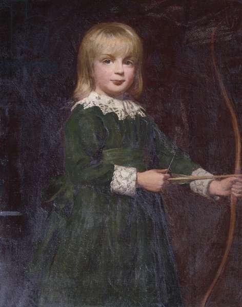 Ludovic Heathcoat Amory (1881 - 1918), as a child