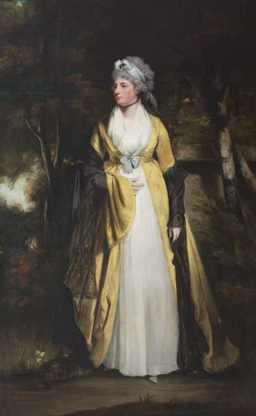 Jane Georgiana Fauquier, Lady Vernon (1748-1823)