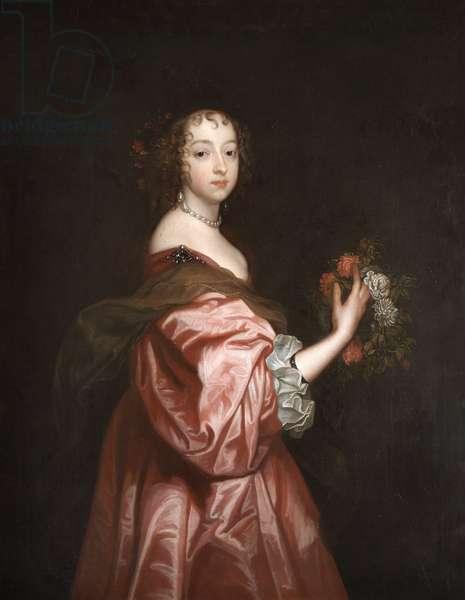 Catherine Howard, Lady d'Aubigny (d.1650)