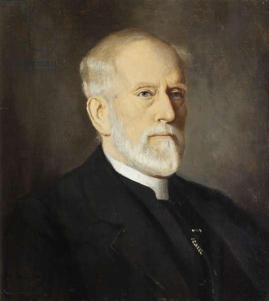 Reverend Thomas James Scott, MA (Oxon) (d. 1907)