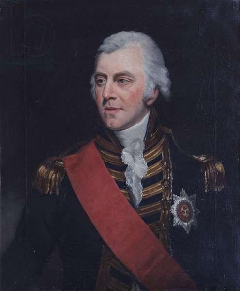 Admiral Sir John Borlase Warren, Bt, P.C, MP, GCB (1753-1822)