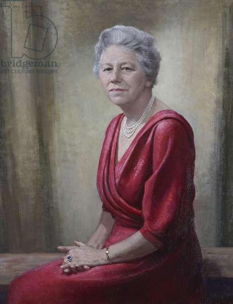 Joyce Newton Wethered, Lady Amory (1901 - 1997) (oil on canvas)