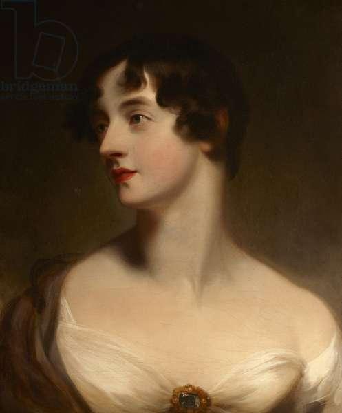 Lady Henrietta Cole, Lady Grantham, later Countess de Grey, c.1815 (oil on canvas)
