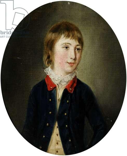 Charles Pennyman (1770-1796), as a boy.