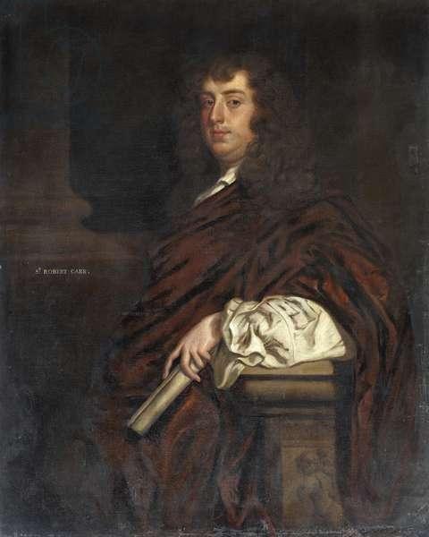 Sir Robert Carr, 3rd Bt (1637-1682)