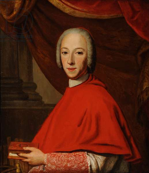 Prince Henry Benedict Clement Stuart, Cardinal York (1725 - 1807)