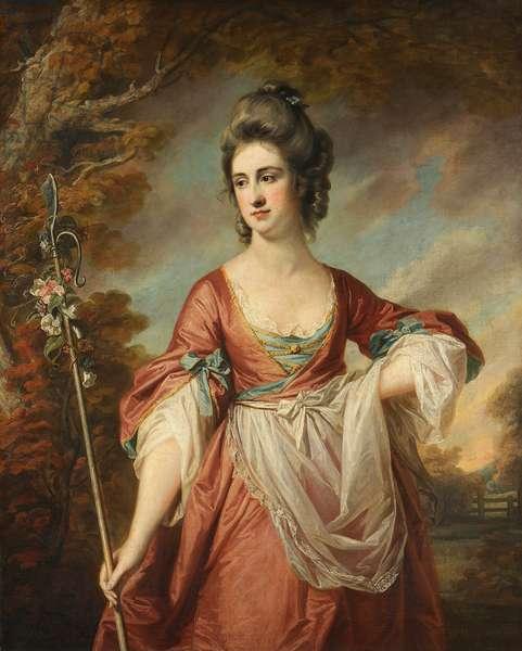 Elizabeth Cust, Mrs Yorke (1750-1779)