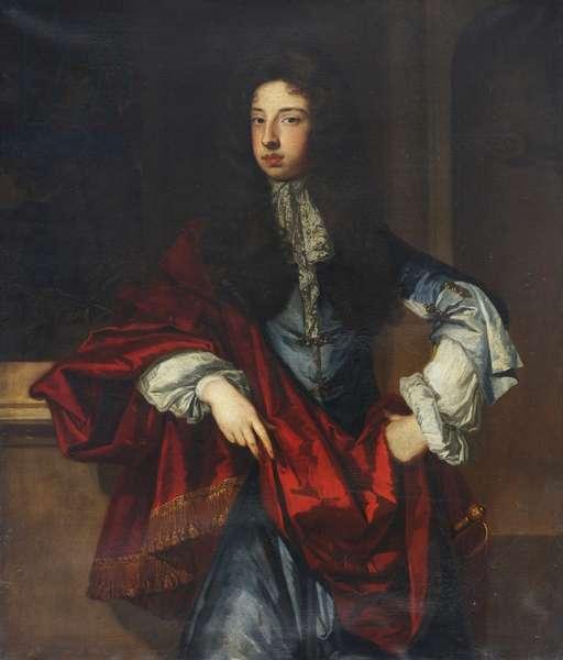 The Hon. Richard Montagu (1671-1697)