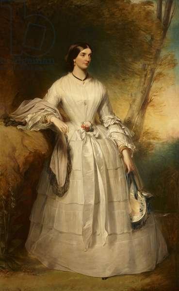 Lady Alexandrina Octavia Maria Vane, Countess of Portarlington (1823-1874)