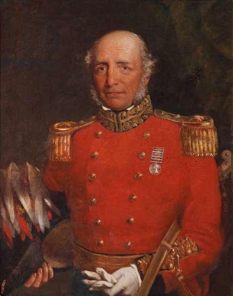 General William Francis Bentinck Loftus (1807-1907)