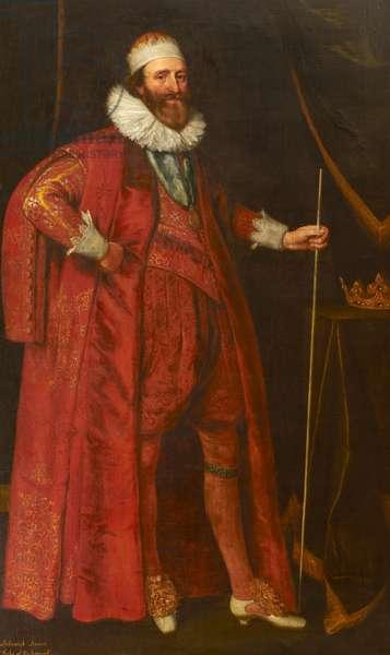 Ludovic Stuart, 2nd Duke of Lennox and 1st Duke of Richmond (oil on canvas)