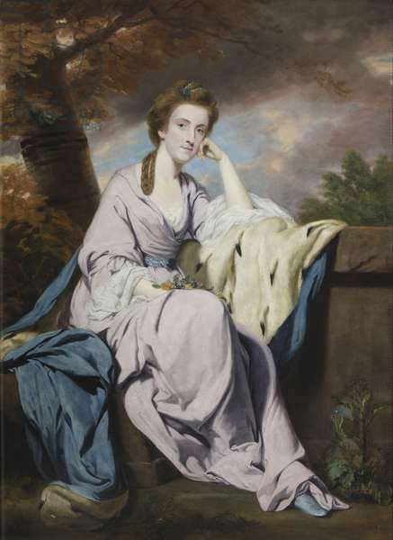Lady Elizabeth Harcourt, Lady Lee (1739-1811)