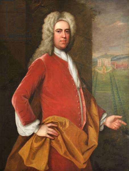 Samuel Hill (formerly Barbour) (1690-1758)