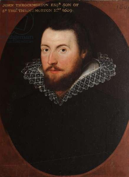 John Throckmorton (d.before 1615)