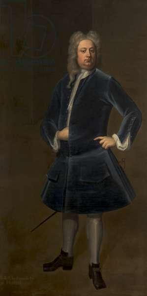 Robert Cholmondeley of Holdford (1652-1722)