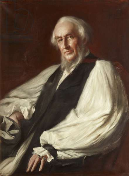 The Right Reverend Lord Arthur Charles Hervey, (1808-1894), Bishop of Bath and Wells