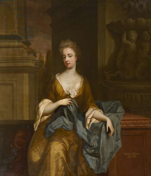 Juliana Alington, Viscountess Howe, 1690s (oil on canvas)