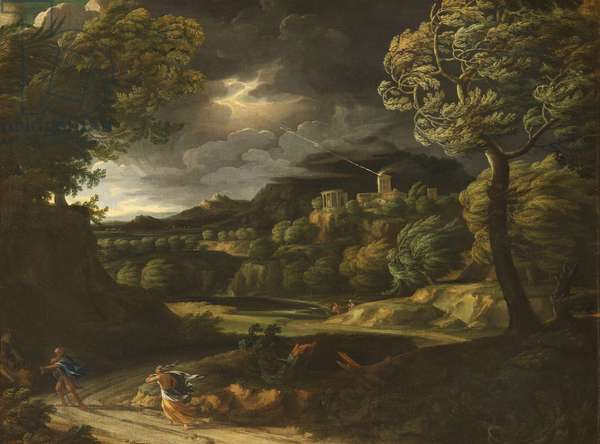 Landscape with a Storm