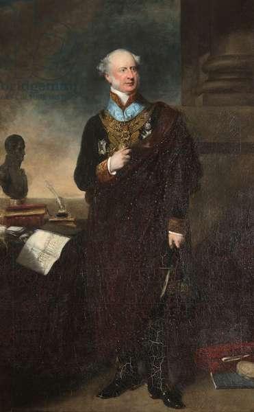 General the Hon. Sir Edward Cust, 1st Bt, MP, DCL (1794-1878)