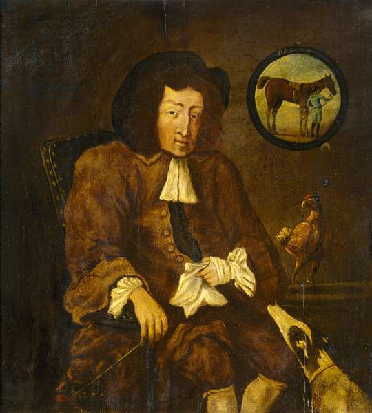 Tregonwell Frampton, 'Father of the Turf' (1641-1727) (after John Wootton)