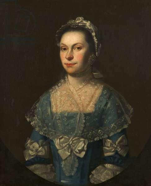 Elizabeth Hyde, Mrs Thomas Greg of Belfast (1721 - 1780)