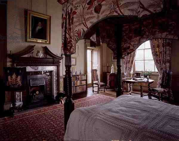 Florence Nightingale's bedroom (photo)