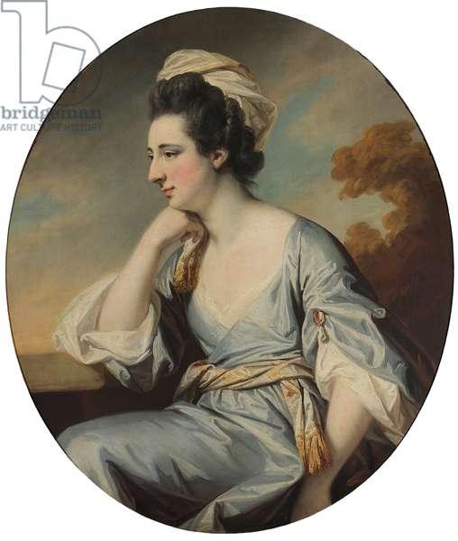Maria Wicker, Lady Broughton (d.1785)