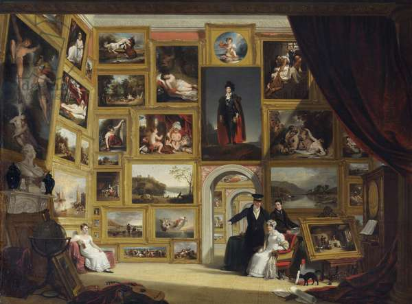 A Modern Picture Gallery