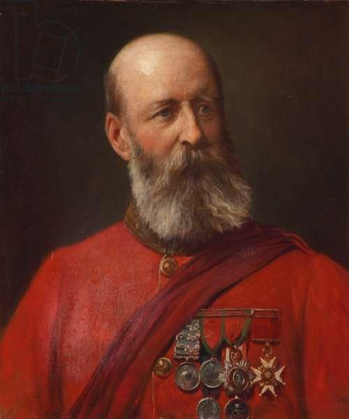 General William James Loftus (1822-1887)