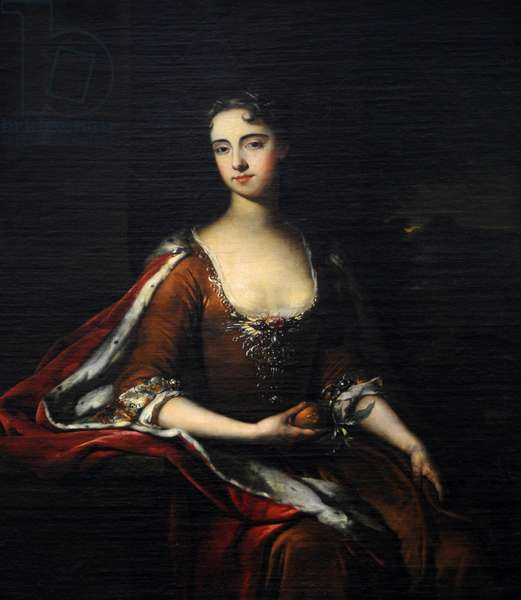 Bridget Sutton, Duchess of Rutland, c.1717 (oil on canvas)