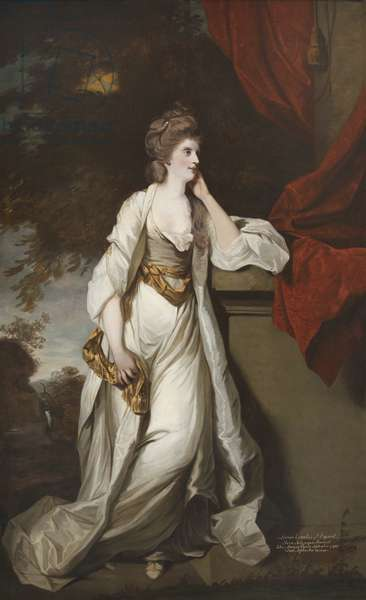 Lady Louisa Tollemache, Countess of Dysart (1745-1840) (after Reynolds)