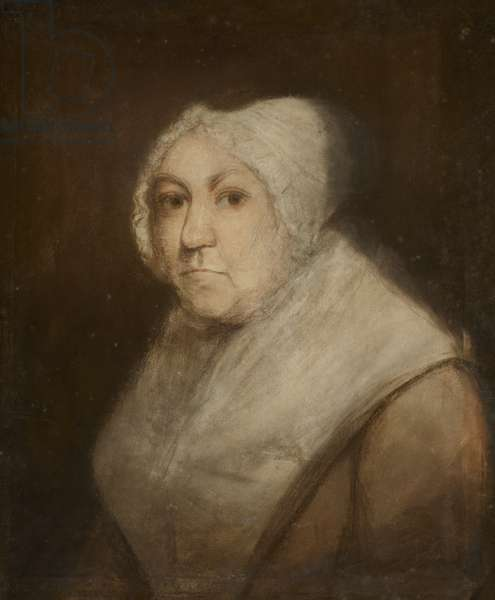 Mrs Elizabeth Purser, c.1811-12 (oil on canvas)