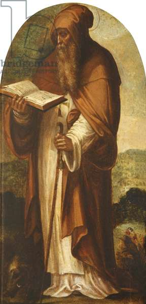 Saint Anthony Abbot (c.251-356)