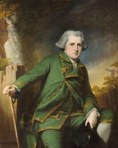 Sir William Jones (formerly Langham) (d.1791)
