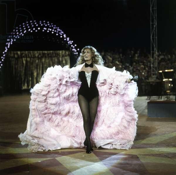 DALIDA (German TV-Performance 'Arena der Sensationen', annees 1980 )