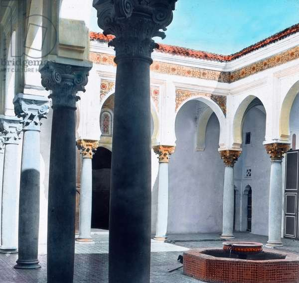 Fes, Sultanspalast