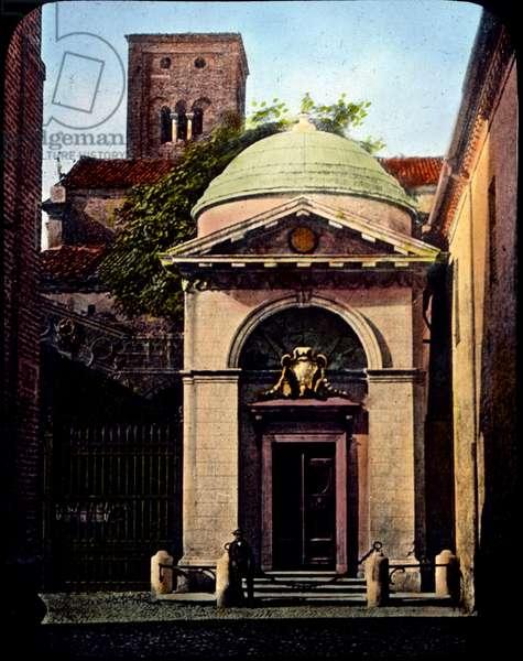 Ravenna, Grabmal Dante