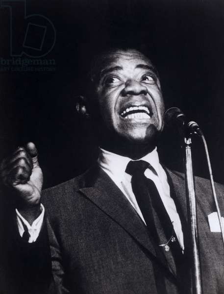 LOUIS ARMSTRONG (1950s/1960s)