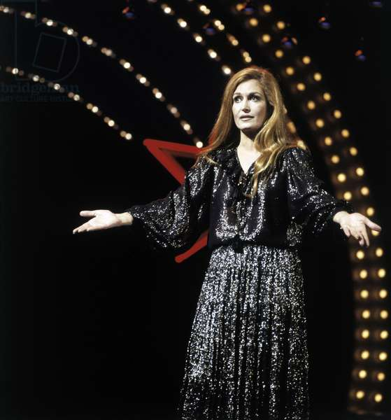 DALIDA (German TV Performance 1982)