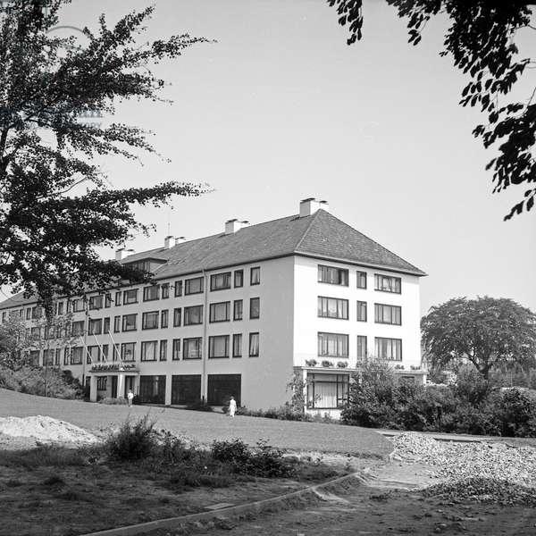 Building of the Seefahrtsdank foundation, Germany 1950s